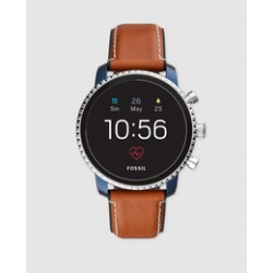 Smartwatch FOSSIL Q Explorist HR FTW4016