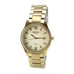 Reloj de Titanio chapado en oro