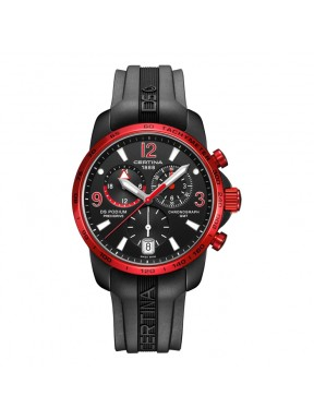 Certina DS Podium Aluminium Chrono GMT