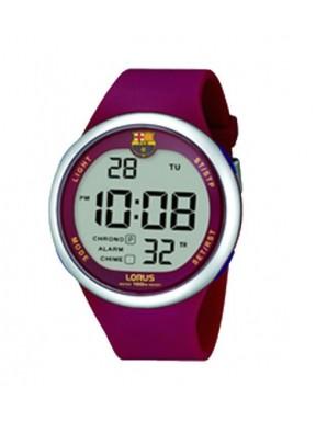 Reloj Lorus F.C. Barcelona digital